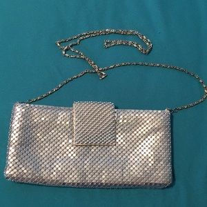 Handbags - Formal / Fashion Purse Silver